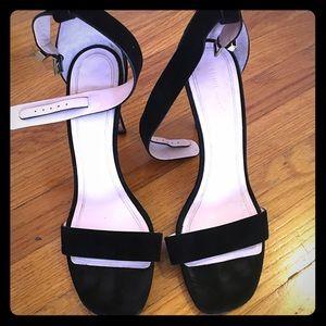Celine black heels